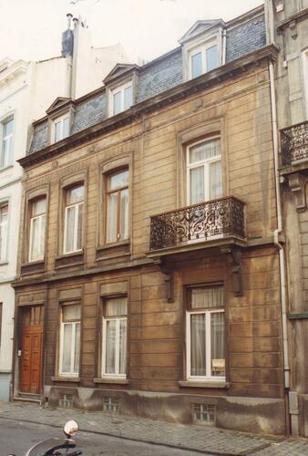 Chaussée Saint-Pierre 105, 1993