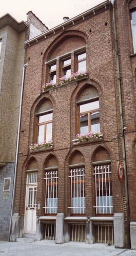 Chaussée Saint-Pierre 184, 1993