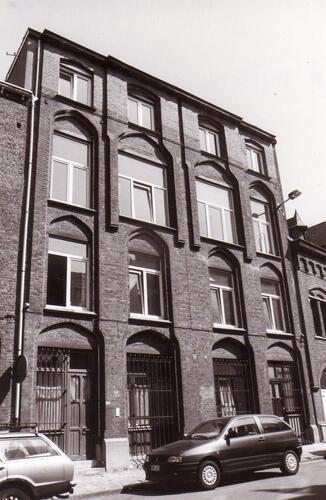 Chaussée Saint-Pierre 186-188, 1993
