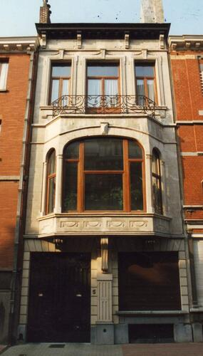 Rue Sneessens 5, 1994
