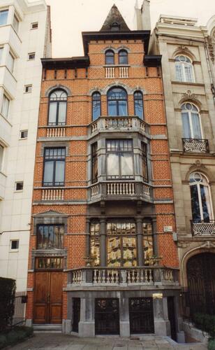Tervurenlaan 19. 'Villa Mariette', 1994
