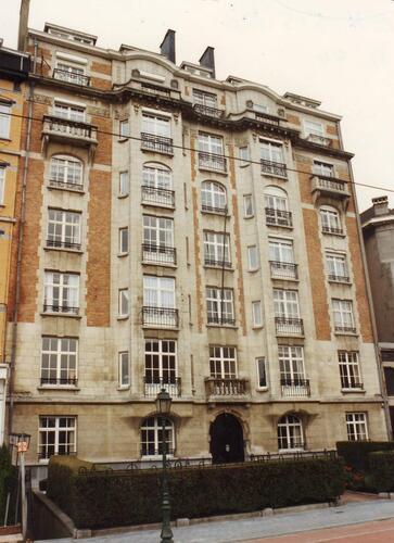 Avenue de Tervueren 26, 1994