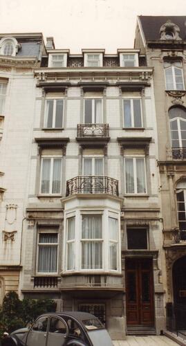 Avenue de Tervueren 50, 1994