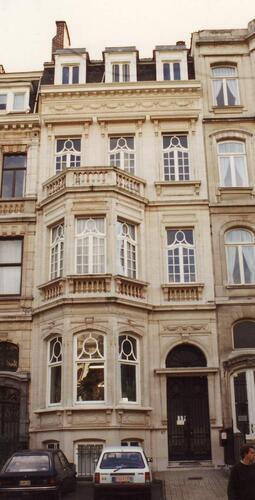 Avenue de Tervueren 67, 1994