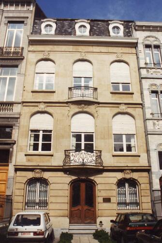 Avenue de Tervueren 78, 1994