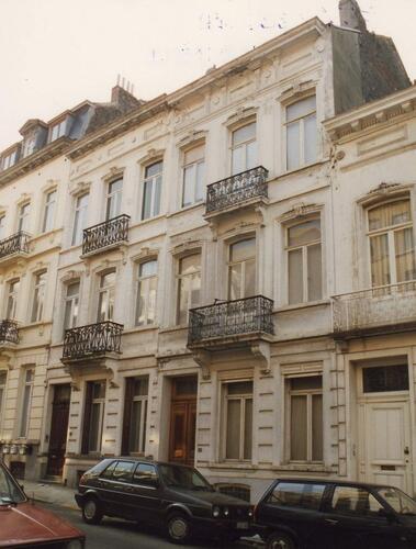Rue de la Tourelle 33 et 35, 1994