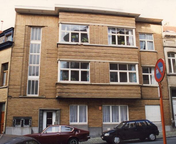 Rue des Trévires 6, 1993