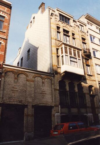 Trevierenstraat 16-18, 1993