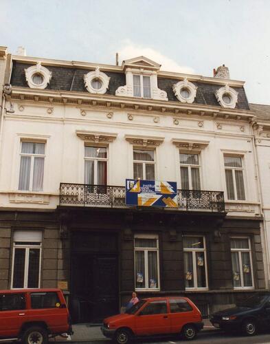 Chaussée de Wavre 506, 1994