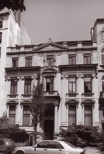 Avenue de l'Yser 24, 1994