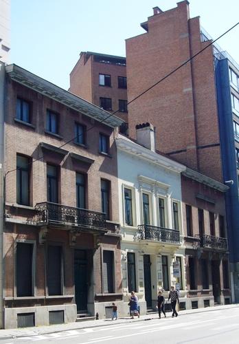 Avenue d'Auderghem 34, 36 et 38, 2009