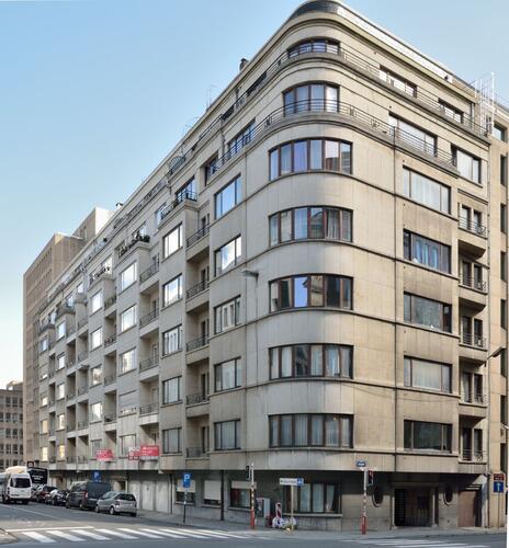 Rue Belliard 66, rue d'Arlon 51 et 51A , 2018