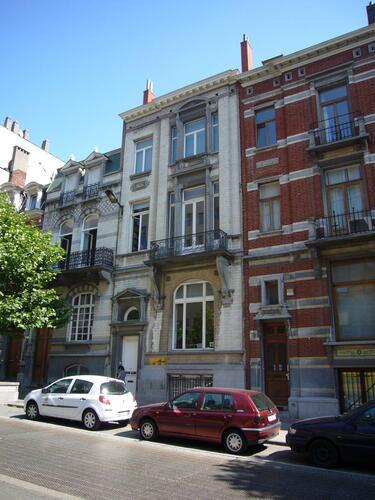 Rue Froissart 111, 2009