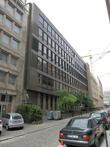Rue Jacques de Lalaing 3, 2009