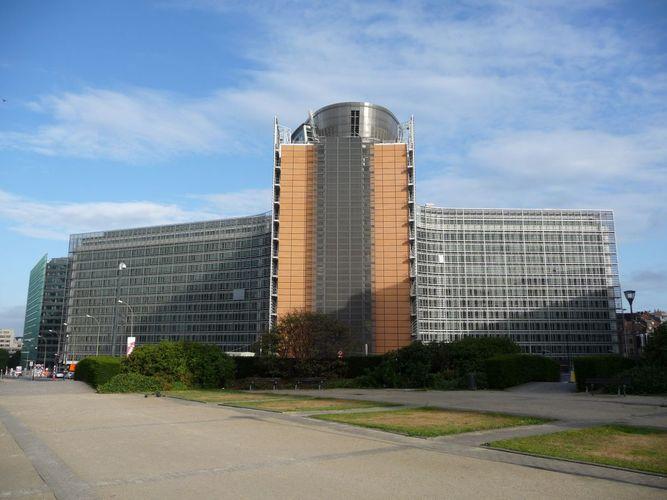 Bâtiment Berlaymont, 2009