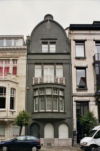 Rue de l'Abbaye 29, 2005