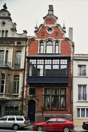 Rue de l'Abbaye 49