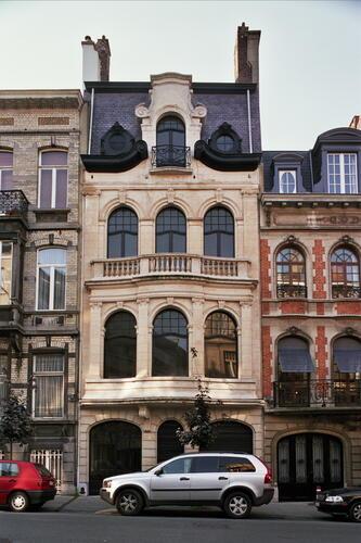 Rue de l'Abbaye 52