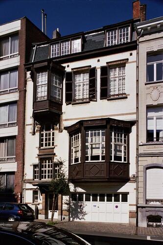 Rue de l'Abbaye 63