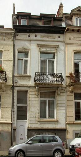 Rue Alphonse de Witte 11, 2009