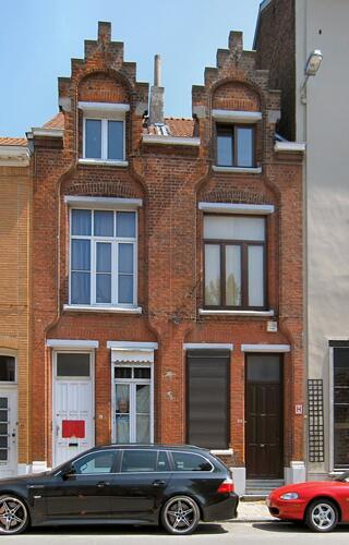 Rue Alphonse de Witte 78, 80, 2010