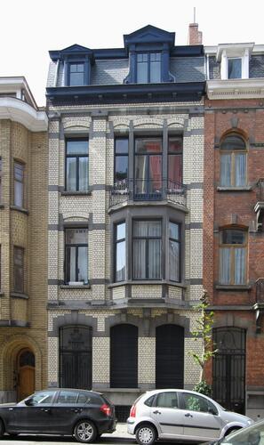 Rue Alphonse Hottat 47, 2010