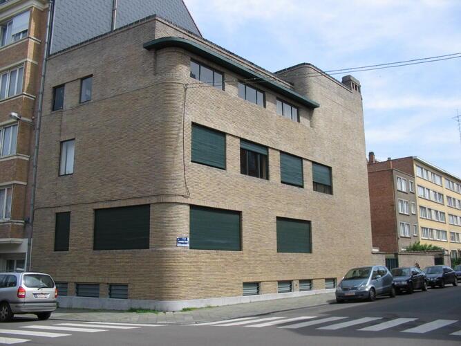Rue Alphonse Renard 60, façades à rue, 2005