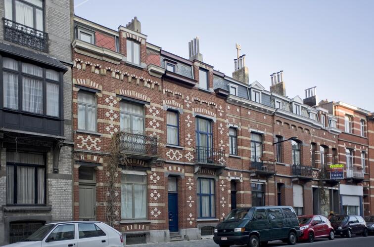 Rue Antoine Labarre 22 à 30, 2011