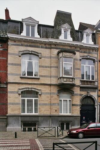 Rue de l'Aqueduc 138, 2006