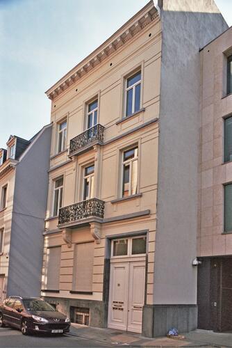 Rue de l'Arbre Bénit 32, 2009