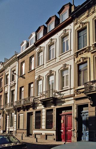 Rue de l'Arbre Bénit 127, 2009
