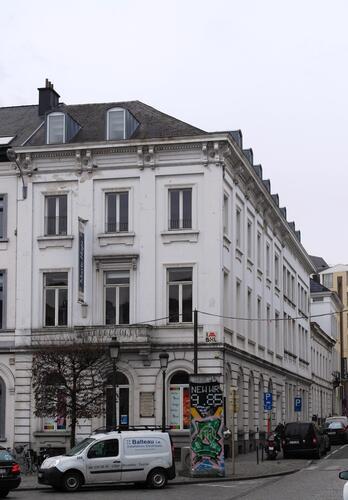 Rue d'Arlon 3-5-11, 2013