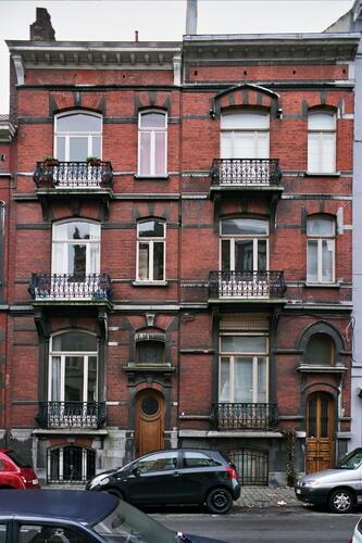 Rue Armand Campenhout 7 et 5, 2006