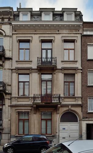 Rue de l'Automne 60, 2014
