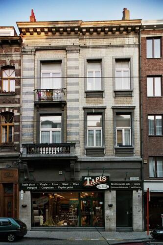 Rue du Bailli 33, 2006