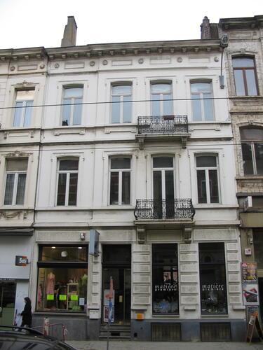 Rue du Bailli 52, 2006