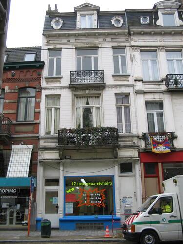 Rue du Bailli 94, 2006