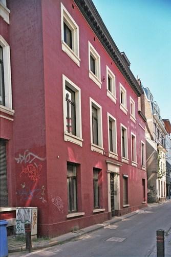 Rue du Berger 16-18, 2009