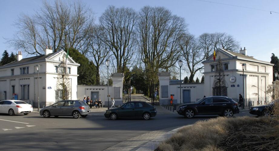 Cimetière communal d'Ixelles