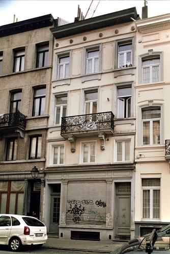 Rue Bouré 10, 2009