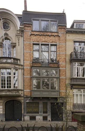Rue du Bourgmestre 30, 2011