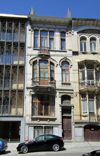 Rue de la Brasserie 19, 2011