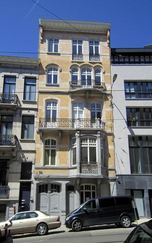 Rue de la Brasserie 27, 2011