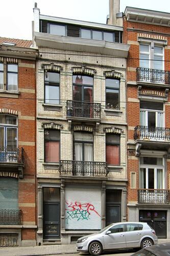 Rue de la Brasserie 63-63a, 2010