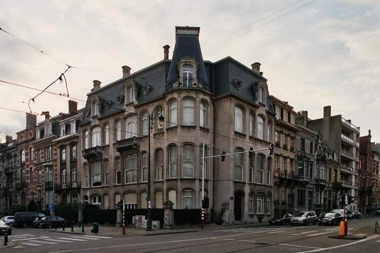 Avenue Brugmann 178, 176 Avenue Molière 177, 179