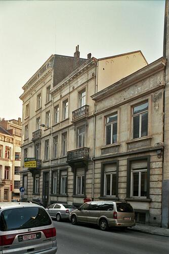 Rue Capitaine Crespel 57-55, 2009