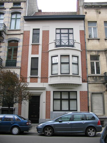 Rue du Châtelain 40, 2005