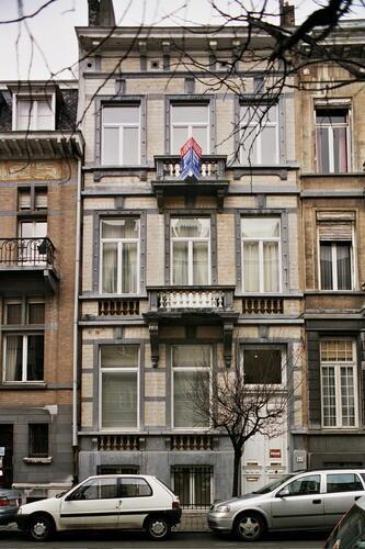Rue du Châtelain 61, 2005