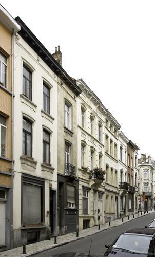 Rue du Collège 111 à 103, (Françoise Waltéry © MRBC - MBHG), 2011