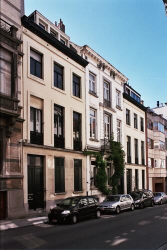 Rue de la Concorde 26, 28, 30